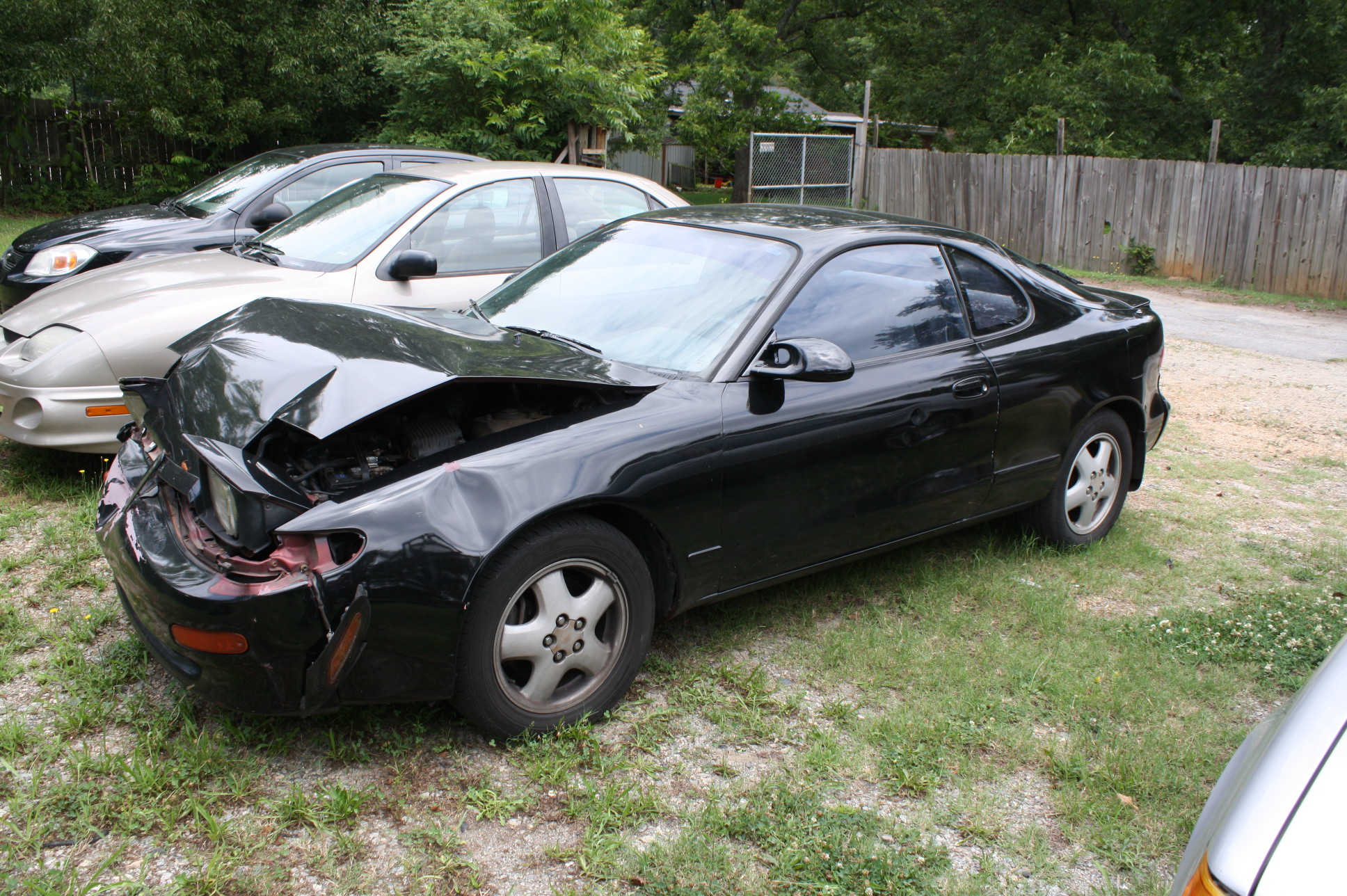 1993 Toyota Celica GT 2D Liftback - Car Appraisals & Claims