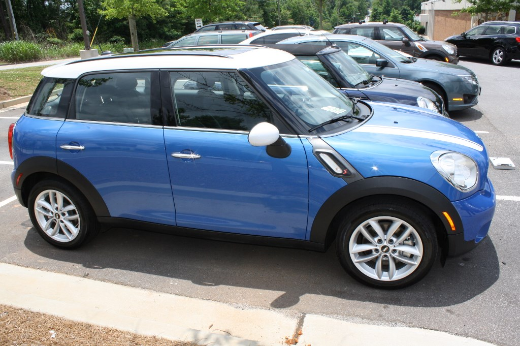 2012 mini cooper countryman diminished value appraisal. Black Bedroom Furniture Sets. Home Design Ideas